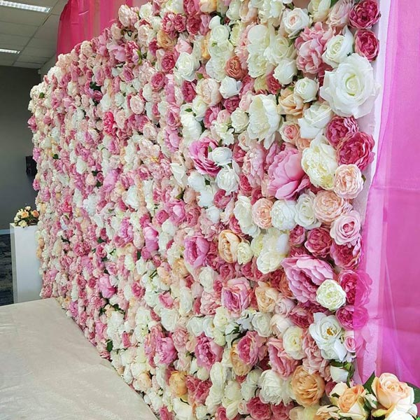 flower-wall-pink-white-red